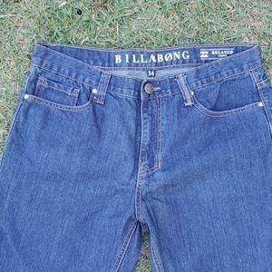Billabong Relaxed Jeans 34 x 32